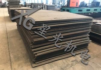 双金属耐磨复合钢板